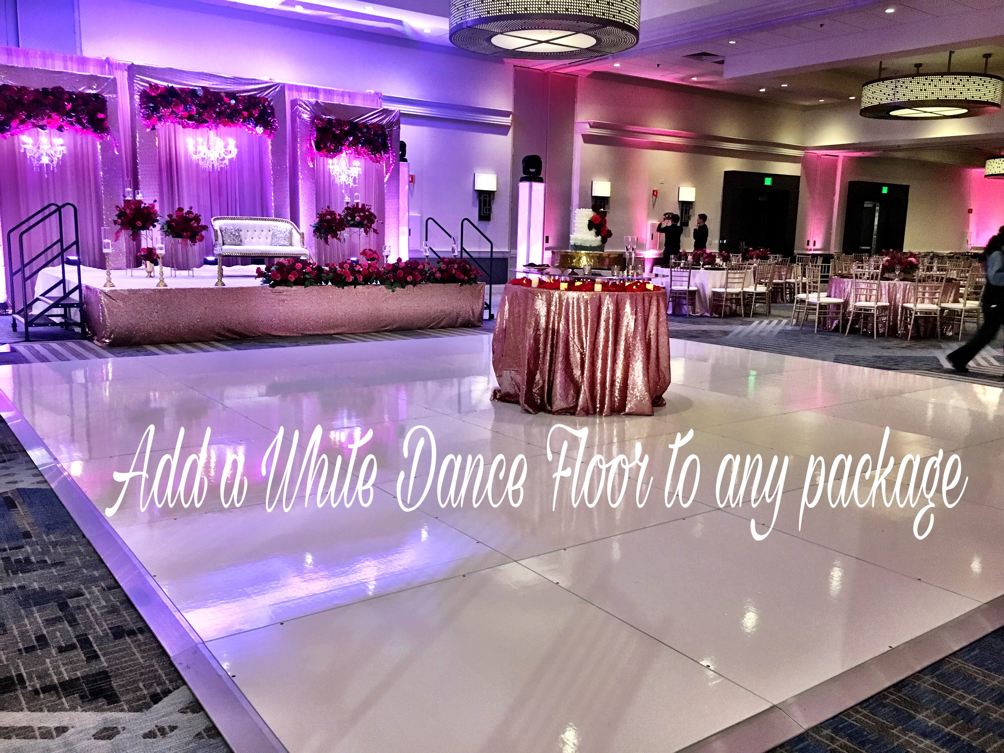 Bay area uplighting custom gobo rentals san francisco san jose create your dream event junglespirit Image collections